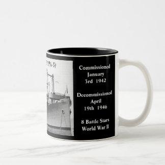 USS Zeilin (APA-3) Coffee Mug