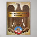USSA Eagle Poster