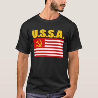 USSA Flag T-Shirt