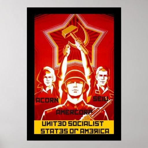 USSA Poster