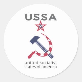 USSA STICKERS
