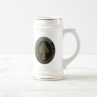 USSOCOM Emblem Beer Stein