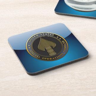 USSOCOM Emblem Beverage Coaster