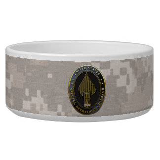 USSOCOM Emblem Bowl