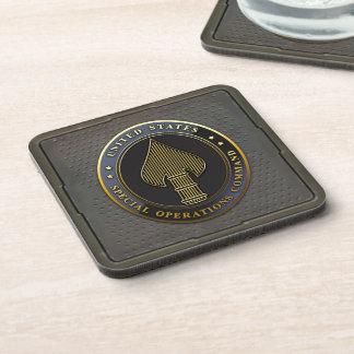 USSOCOM Emblem Drink Coasters