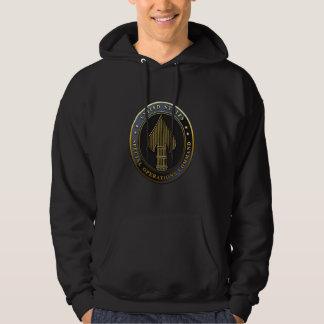 USSOCOM Emblem Hooded Pullover