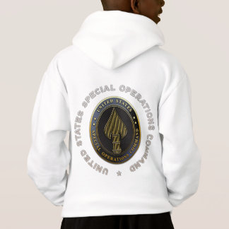 USSOCOM Emblem Hoodie