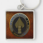 USSOCOM Emblem Keychains