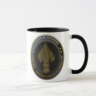 USSOCOM Emblem Mug