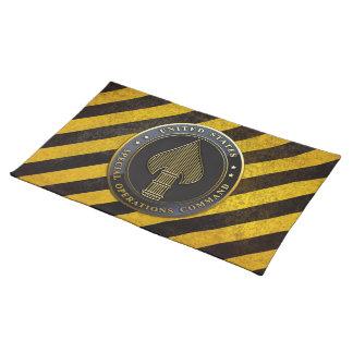 USSOCOM Emblem Placemat