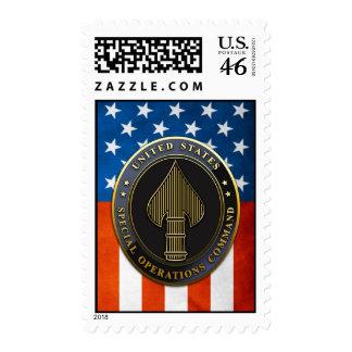 USSOCOM Emblem Stamps