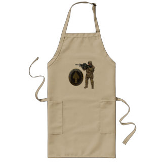 USSOCOM Foot Soldier Long Apron