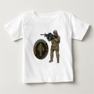 USSOCOM Foot Soldier Baby T-Shirt