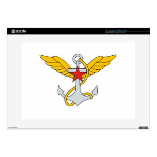 USSR Air Force, insignia for pilots and navigators Laptop Decals