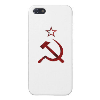 USSR CASES FOR iPhone 5