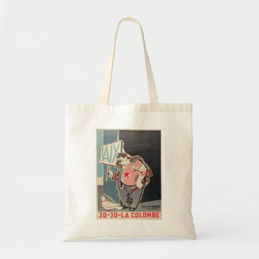 USSR CCCP Cold War Soviet Union Propaganda Posters Tote Bags