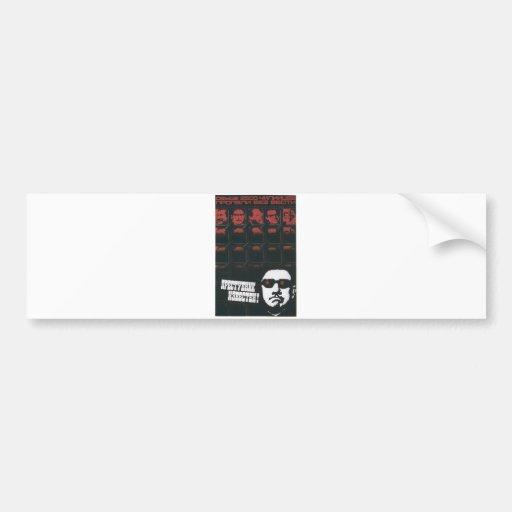 USSR CCCP Cold War Soviet Union Propaganda Posters Car Bumper Sticker
