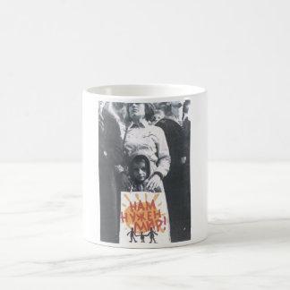 USSR CCCP Cold War Soviet Union Propaganda Posters Classic White Coffee Mug