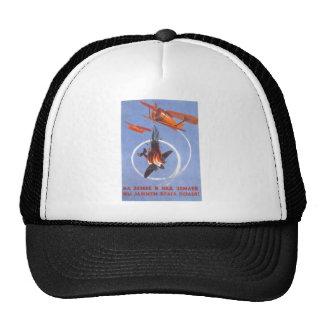 USSR CCCP Cold War Soviet Union Propaganda Posters Hats