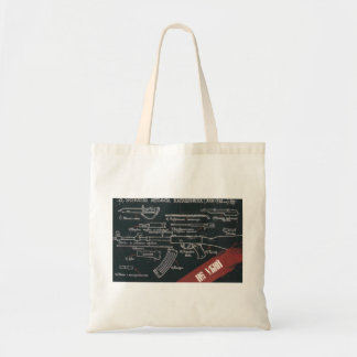 USSR CCCP Cold War Soviet Union Propaganda Posters Tote Bag