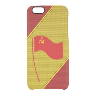 USSR CLEAR iPhone 6/6S CASE