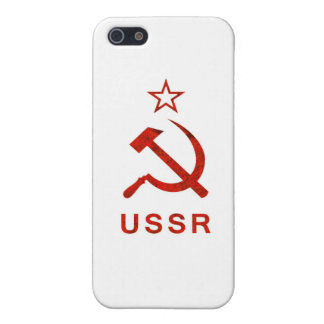 USSR COVER FOR iPhone SE/5/5s