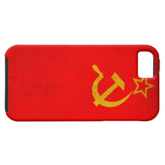 USSR Flag iPhone 5 Case
