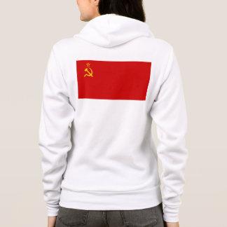 USSR flag Hoodie