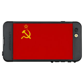 USSR flag LifeProof NÜÜD iPhone 6s Plus Case