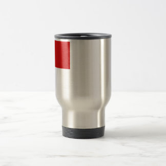 USSR Flag 15 Oz Stainless Steel Travel Mug