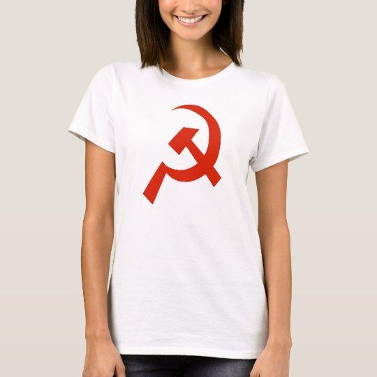 USSR  Hammer Sickle Symbol T-Shirt