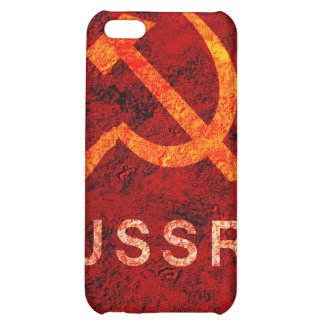 USSR CASE FOR iPhone 5C