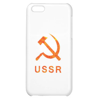USSR iPhone 5C CASES