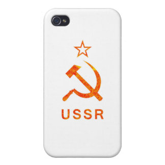 USSR iPhone 4/4S CASES