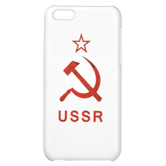 USSR COVER FOR iPhone 5C