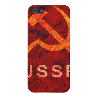 USSR COVER FOR iPhone 5
