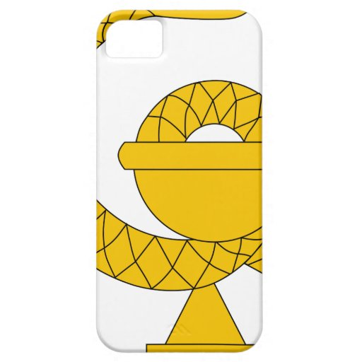 USSR military medical units, insignia (1936) iPhone 5/5S Case