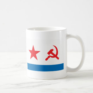 USSR Navy Jack Coffee Mug