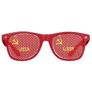 USSR Red Flag Party Shades