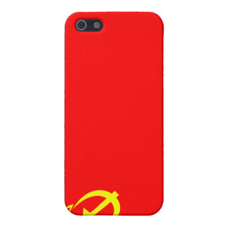 Ussr Russia historic old flag  Cover For iPhone SE/5/5s