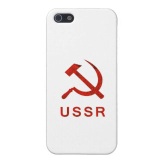 USSR Symbol Cover For iPhone SE/5/5s