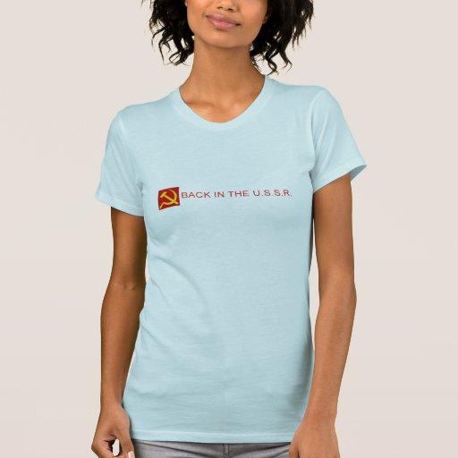 ussr tee shirts