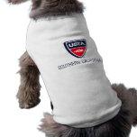 USTA California meridional Camisas De Perritos