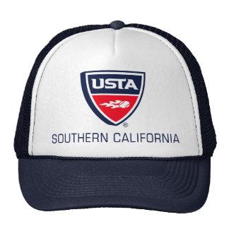 USTA California meridional Gorros Bordados