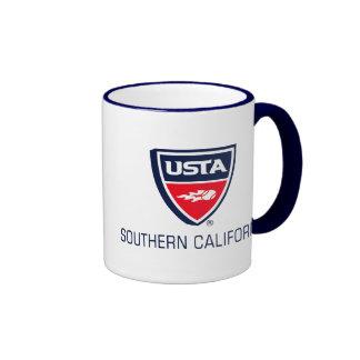 USTA California meridional Tazas De Café