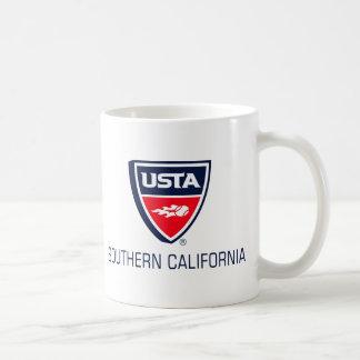 USTA Southern California Coffee Mug