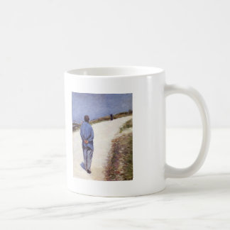 ustave Caillebotte- Pere Magloire on the Road Mug