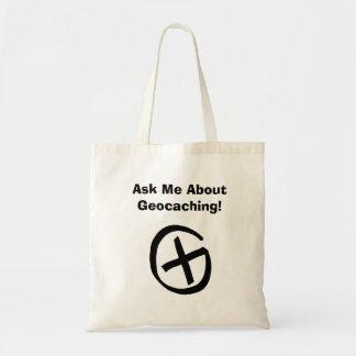 ¿Usted ama Geocaching? Bolsa Tela Barata