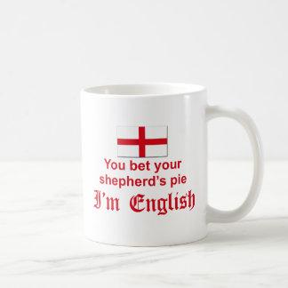 Usted apostó la empanada de su pastor… taza clásica