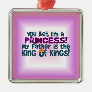 ¡Usted apostó que soy princesa Adorno De Reyes